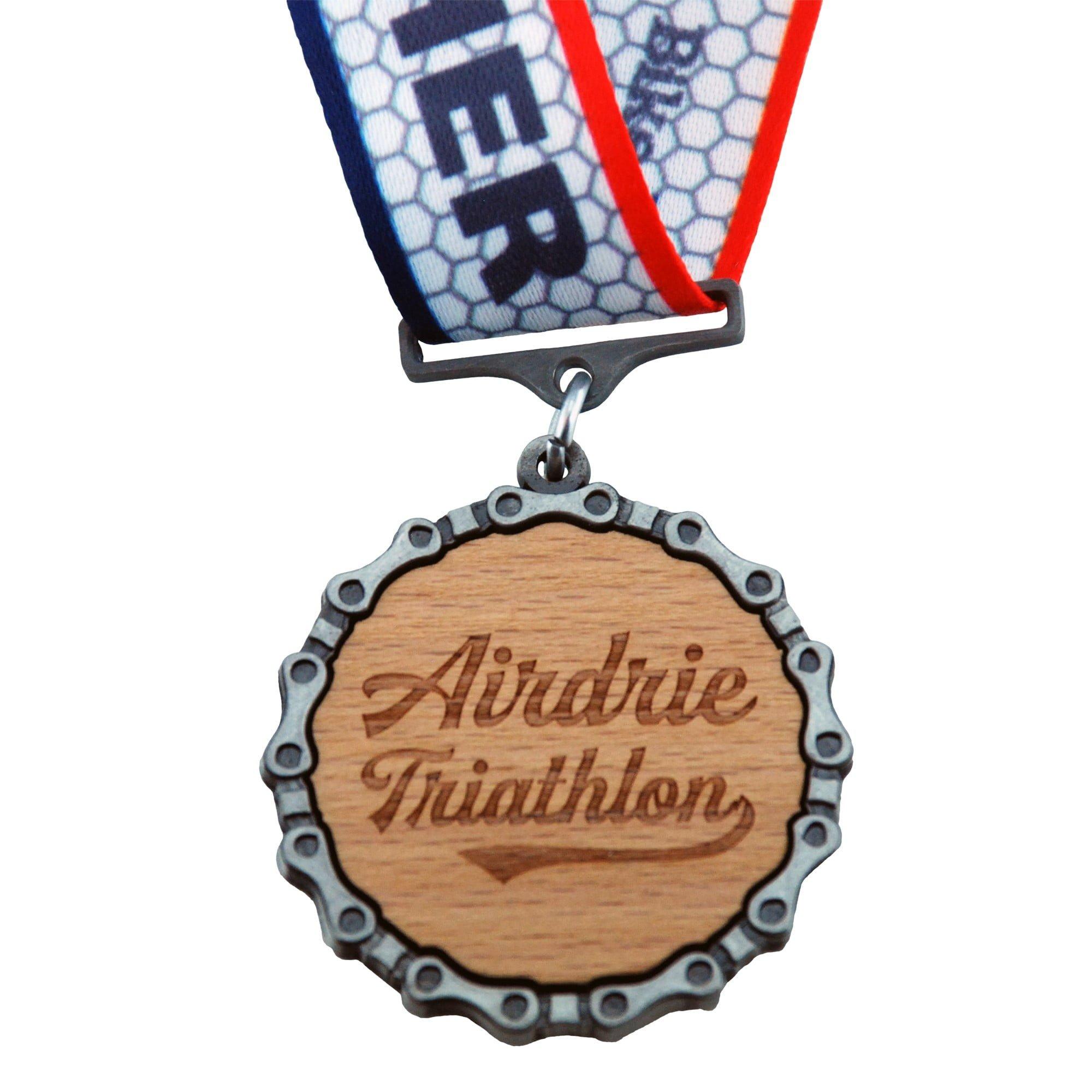 Spesialproduserte medaljer