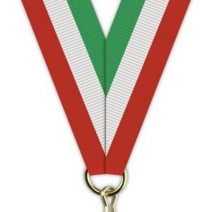 H014 300x300 - Medaljebånd Rød/Hvit/Grønn