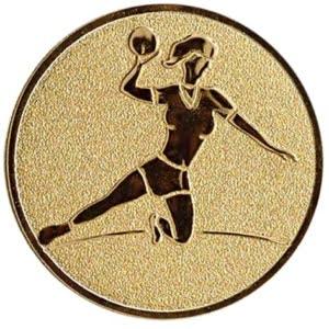 MS68 300x300 - Sentermerke Kvinnelig håndballspiller MS68