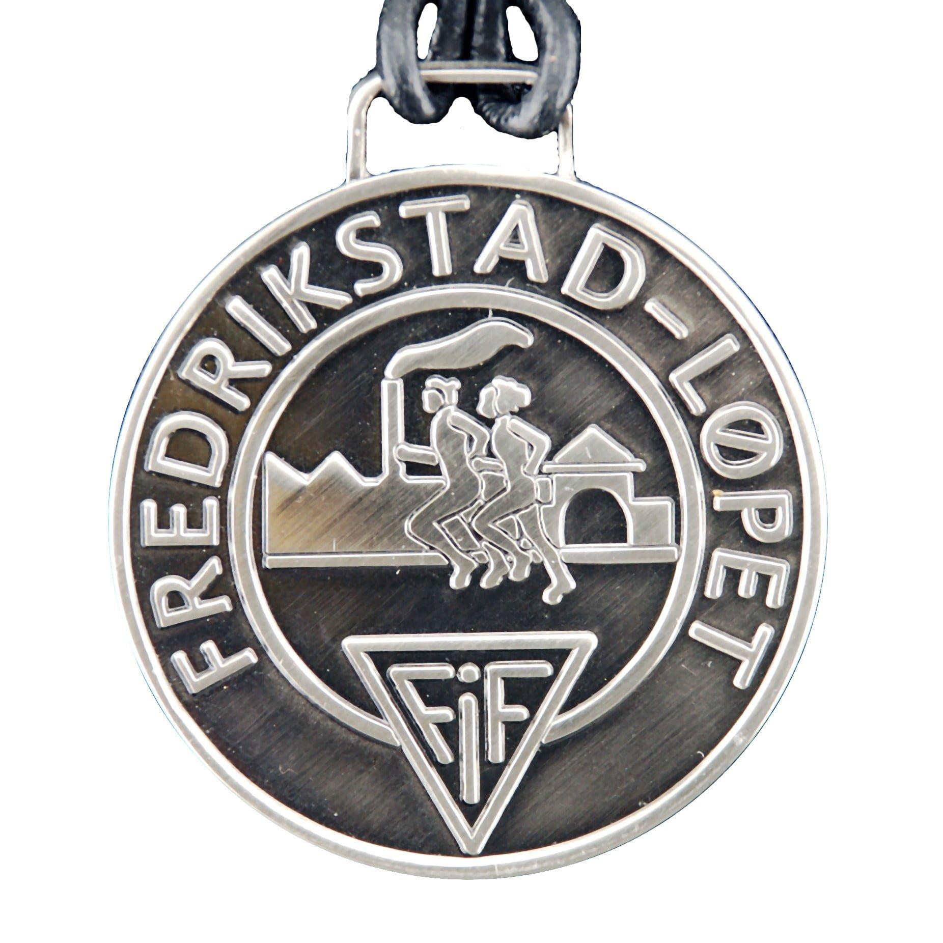 Spesial Fredrisktadlopet1 - Spesialproduserte medaljer