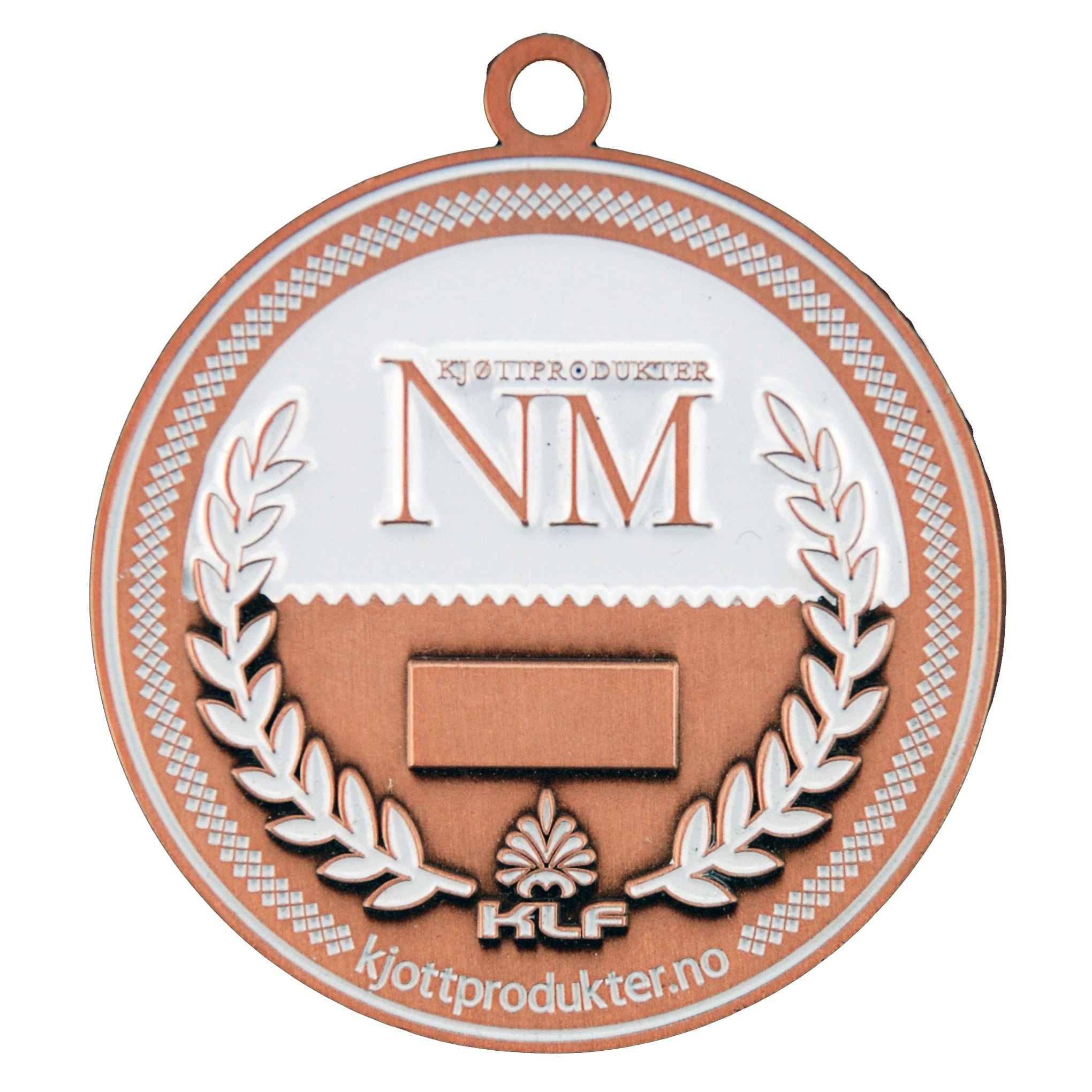 Spesial NM Kjott B - Spesialproduserte medaljer