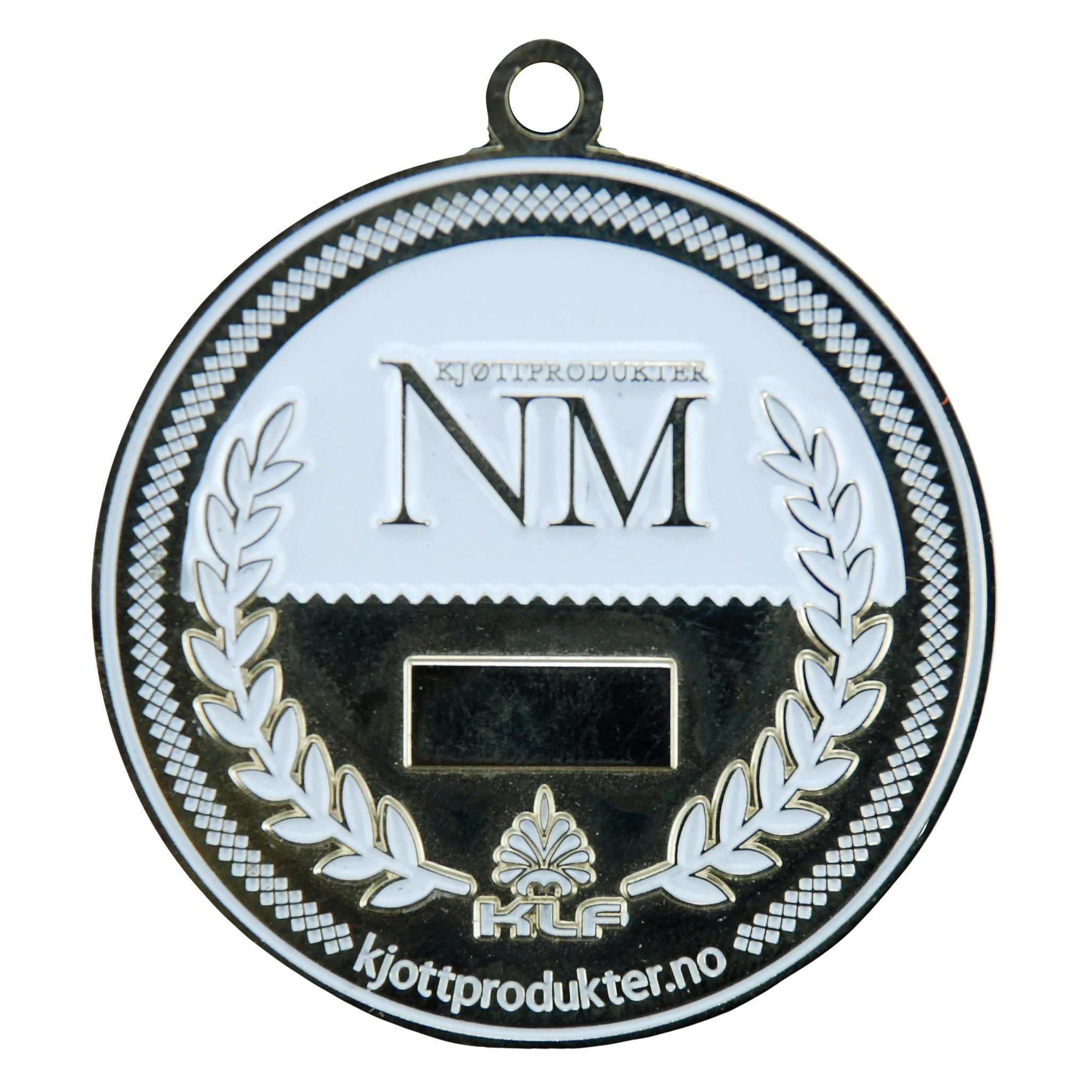 Spesial NM Kjott S - Spesialproduserte medaljer