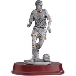 Statuett Fotballspiller Q18