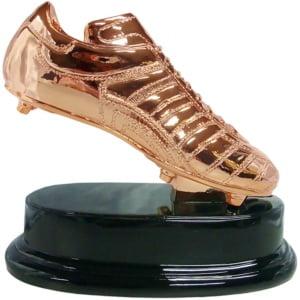 statuett fotballstovel bronse 2 300x300 - Eksklusive premier