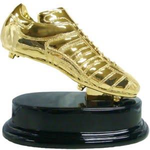 statuett fotballstovel gull 3 300x300 - Eksklusive premier