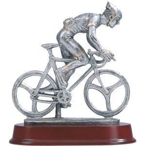 Statuett Syklist