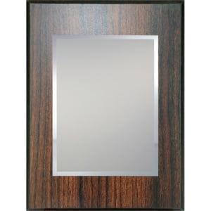 WB20ASilver 300x300 - Plakett i tre med sølvfarget metallplate og digitaltrykk
