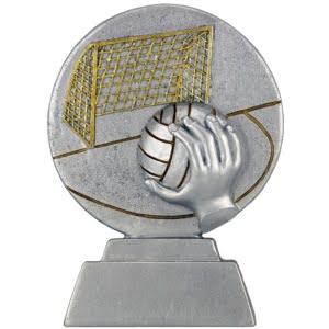 Resinstatuett - EW.N - Håndball