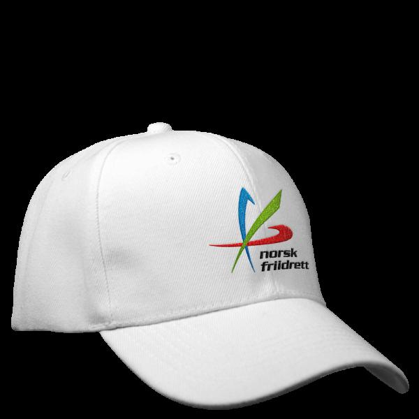 Caps med brodering