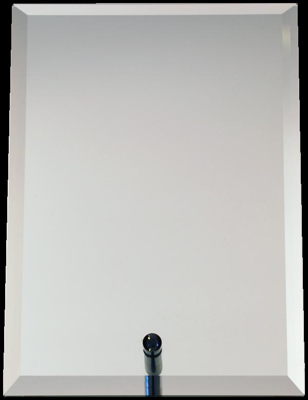 Plakett i krystall CR.42 4