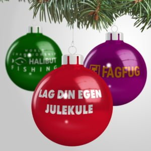 Julekule 8 300x300 - Julekuler med trykk