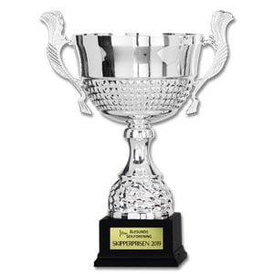 Pokal HK 324 - Premier og Profilering