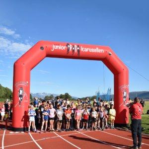 Tromsø Løpeklubb 1 1 300x300 - Juniorkarusellen - Tromsø Løpeklubb